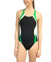 Nike Swim Team Splice Fast Back Tank
