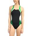 Nike Swim Team Splice Fast Back Tank