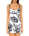 Beach House Honolula Floral Swimdress