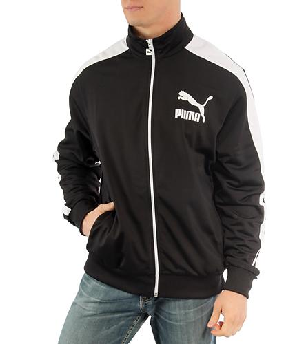 8de0ebcb355bf Puma Men s Heroes T7 Track Jacket at YogaOutlet.com