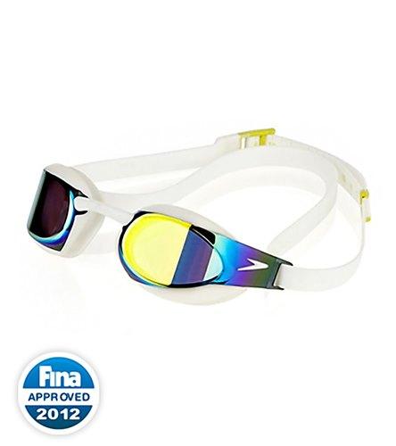 Imperio Inca fondo Cámara  Speedo Fastskin3 Elite Mirrored Goggle at SwimOutlet.com - Free Shipping