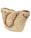Sun N Sand Hatteras Oversized Shopper Straw Tote Beach Bag