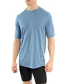 Quiksilver Men's 1000 Peaks Short Sleeve Surf Shirt