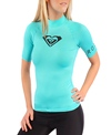 Roxy Women's Whole Hearted S/S Rashguard