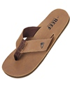 Reef Guy's Leather Smoothy Flip Flop