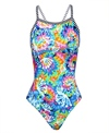 Dolfin Uglies Dandelion V-2 Back One Piece Swimsuit
