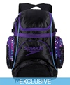 SwimOutlet.com Exclusive Speedo Pro Paint Splatter Backpack