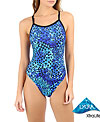 Sporti Finish Line Thin Strap Swimsuit