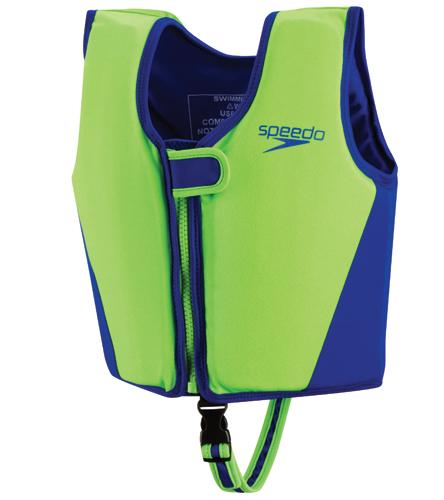 Speedo Classic Swim Vest At Swimoutlet Com