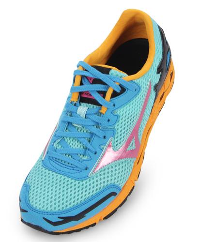 b35563b25d36 Mizuno Women's Wave Musha 5 Running Shoes at SwimOutlet.com - Free Shipping