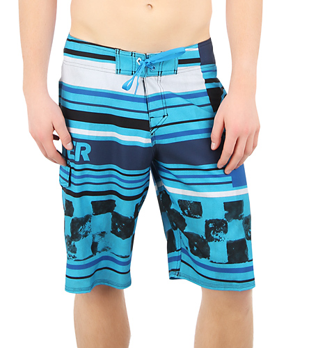 Quiksilver Men's Racer Boardshort at SwimOutlet.com