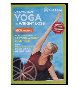 Gaiam Maintenance Yoga For Weight Loss