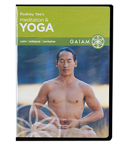Gaiam Meditation & Yoga DVD