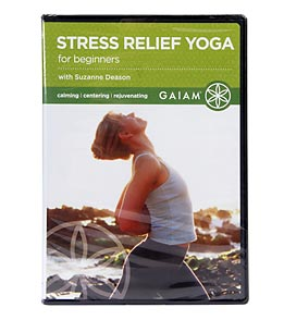 Gaiam Stress Relief Yoga For Beginners