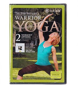 Gaiam Trudie Styler's Warrior Yoga DVD