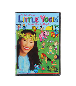 Wai Lana Little Yogis Vol. 1 DVD