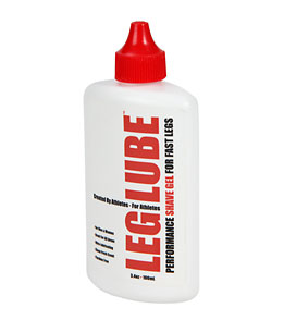 LEG LUBE Performance Shave Gel