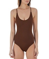 Ujena Dip One Piece Swimsuit