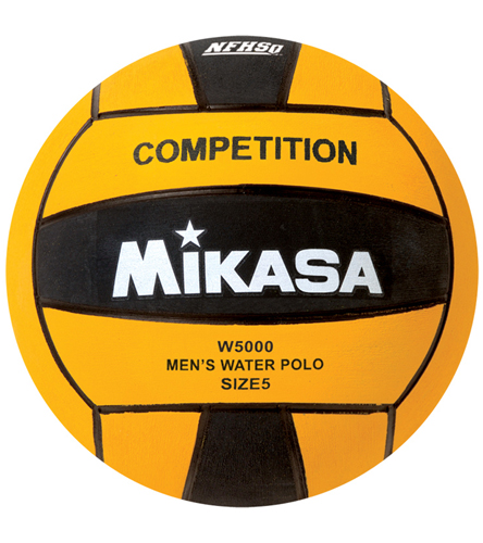 Mikasa Varsity Competition Men S Size 5 Water Polo Ball At