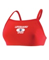 Speedo Lifeguard Solid Flyback Top
