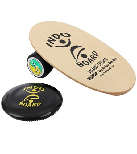 Balance Board Exercises For Surfing: Indo Board Surf Training Pack At SwimOutlet.com