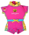 Body Glove Girls' Floatation 2 Piece Swimsuit