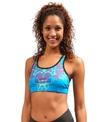 Shebeest Women's Flourish Tri Sports Bra