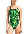 Waterpro Plasma Thin Strap One Piece Swimsuit