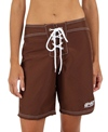 Girls4Sport Snag-Free Solid Long Boardshort