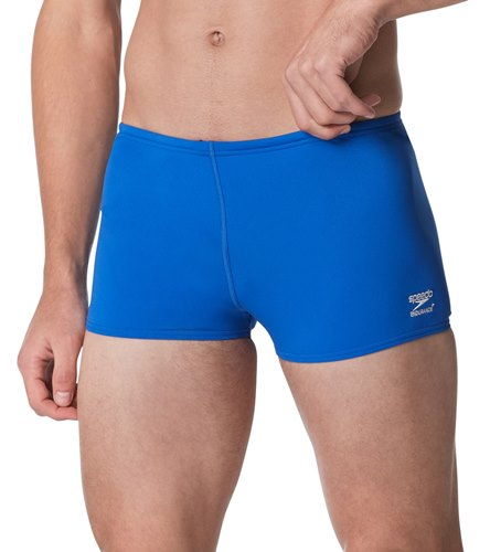 c5fdb86dc7 Speedo Male Solid Endurance+ Square Leg at SwimOutlet.com