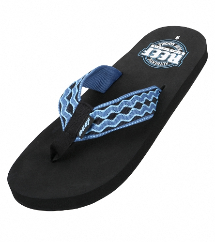 aa642142b1a1 Reef Men s Smoothy 30th Anniversary Flip Flop at SwimOutlet.com