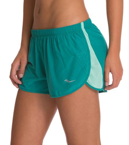 Running Split Shorts