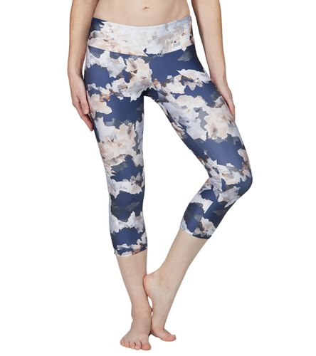 7c8834963abbc Onzie Yoga Capris at YogaOutlet.com - Free Shipping