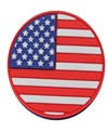 Sports Studs American Flag Goggle Accessory