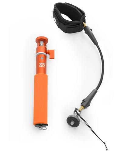 xsories xs pack u shot selfie stick wrist cord cam mount at. Black Bedroom Furniture Sets. Home Design Ideas