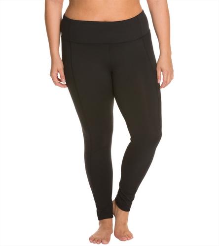 780f3abe3a44f8 Marika High Rise Tummy Control Legging at YogaOutlet.com