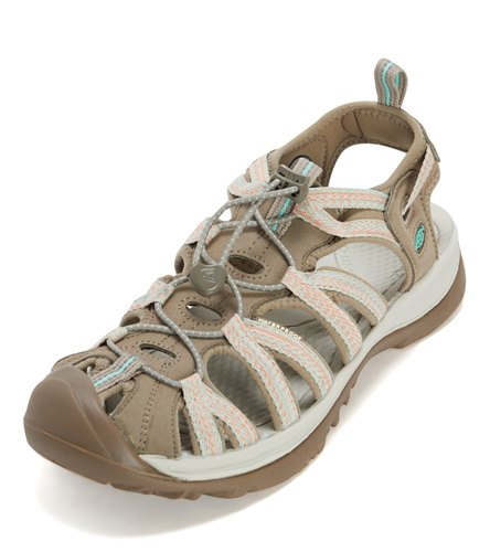 aab4fcc27f66af Keen Women s Whisper Water Shoes at SwimOutlet.com - Free Shipping