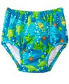 i play. by Green Sprouts Boys' Jungle Snap Swim Diaper (Baby, Toddler)