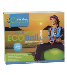 Wai Lana Pilates Yoga Eco Ball Kit - 22
