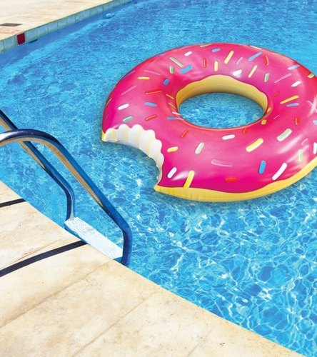 Big Mouth Toys The Gigantic Donut Pool Float At Swimoutlet Com