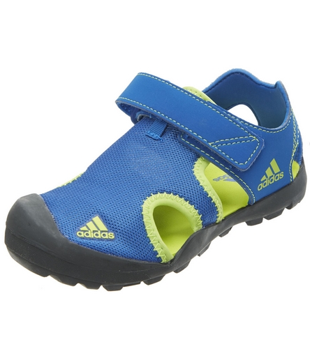 new styles 107f1 56688 Adidas Kids Captain Toey Water Shoe (Toddler, Little Kid, Big Kid) at  SwimOutlet.com - Free Shipping