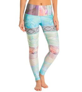 Teeki Tarot Magic Yoga Leggings