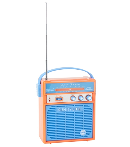 Sunnylife Retro Sounds Speaker At Swimoutlet