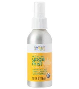 Aura Cacia Motivating, Sweet Orange & Peppermint Certified Organic Yoga Mist