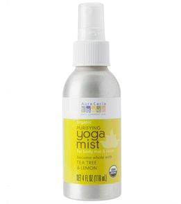 Aura Cacia Purifying, Tea Tree & Lemon Certified Organic Yoga Mist