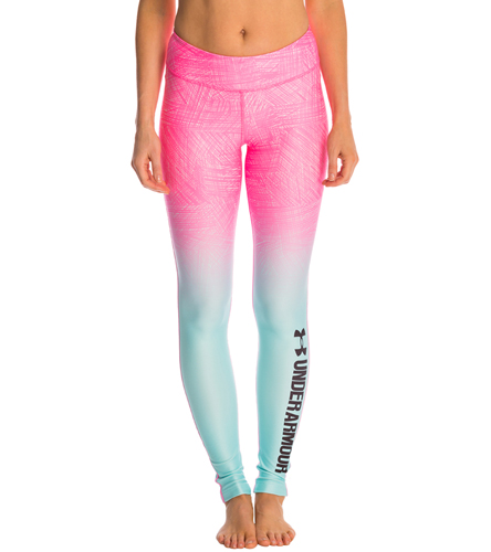 e9da50ab4ffc84 Under Armour Women's Armour ColdGear Sublimated Leggings at YogaOutlet.com  - Free Shipping