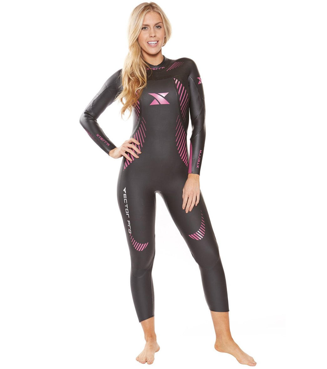 20c2e5866a Xterra Wetsuits Women s Vector Pro Fullsleeve Triathlon Wetsuit