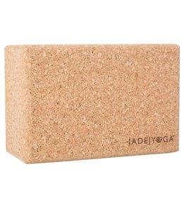 Jade Yoga Cork Yoga Block 31oz