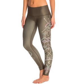 Teeki Seven Crowns Hot Pant Yoga Leggings