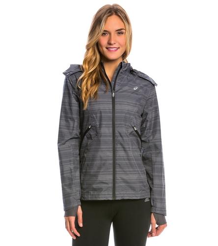Asics Women's Storm Shelter Jacket at YogaOutlet.com ...